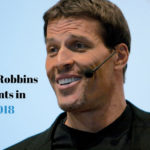 Tony Robbins events 2018