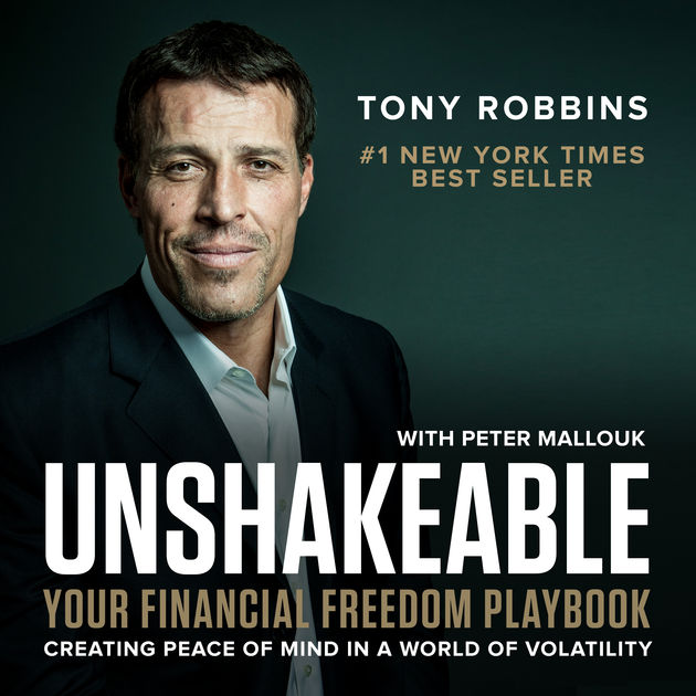 unshakeable review